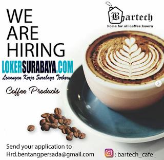 Lowongan Kerja di Bartech Cafe Surabaya Terbaru Mei 2019