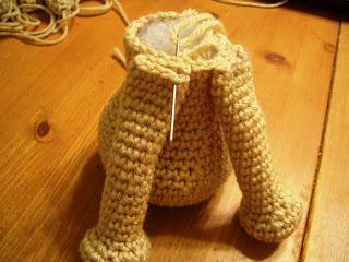 Amigurumi Crochet Yorkie : Crochet Parfait: Amigurumi Yorkie Tutorial