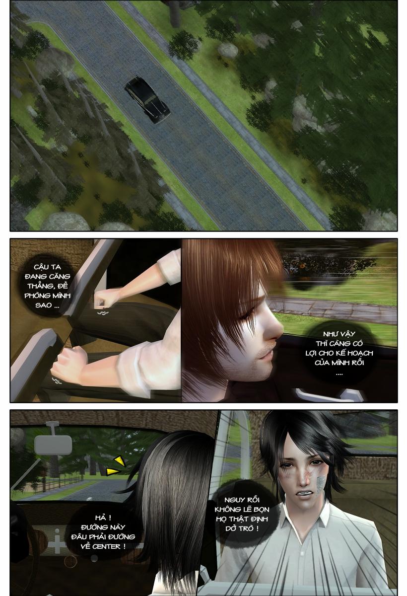 Truyện Sims - Earl Story chap 85 - Trang 10