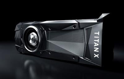 Spesifikasi GeForce GTX TITAN X Pascal