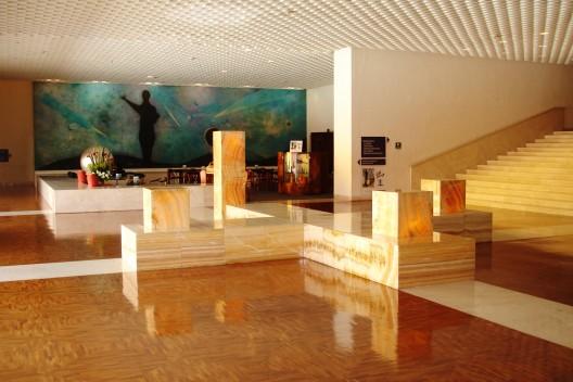 Arte Y Arquitectura Arquitectura Mexicana Hotel Camino