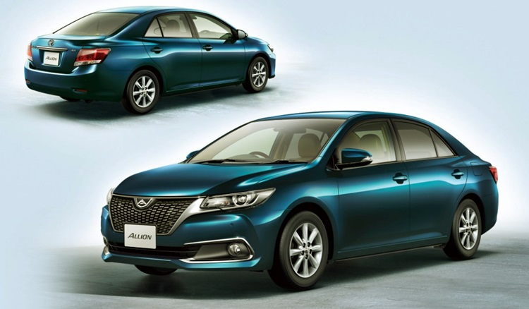 2018 Toyota Allion Release Date, Price, And Redesign