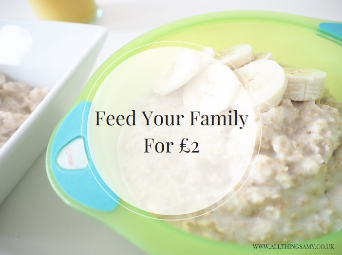 Feed your family for £2