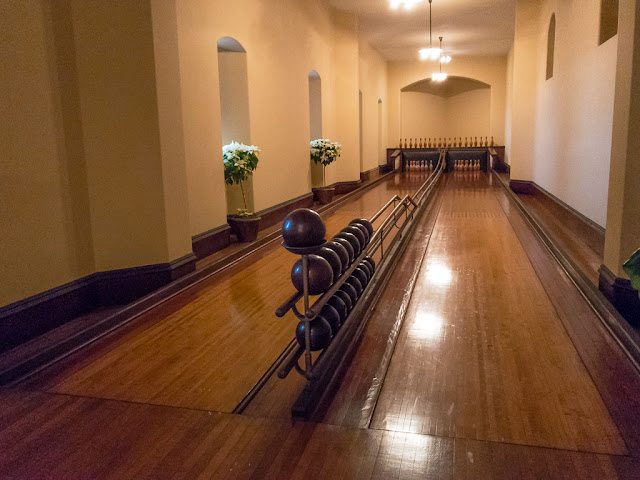 Biltmore House Bowling
