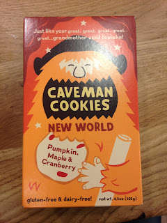 Caveman Cookies New World