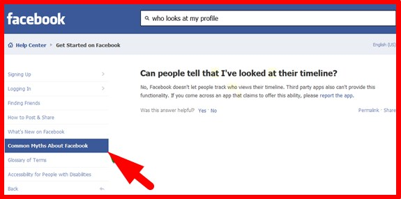 how to see who has viewed your facebook