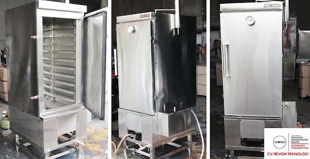 Jual Steamer Makanan Murah (mesin Kukus Serbaguna)