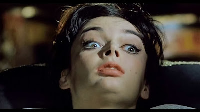 olive films, barbara steele