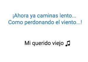 Vicente Fernández Mi Querido Viejo significado de la canción.