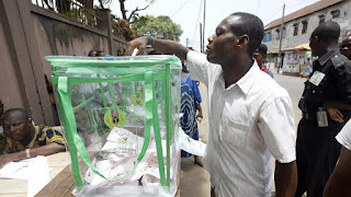 30,000 illegal polling units