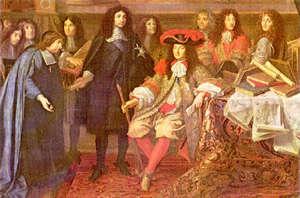Absolutismo Monárquico na Inglaterra e na França