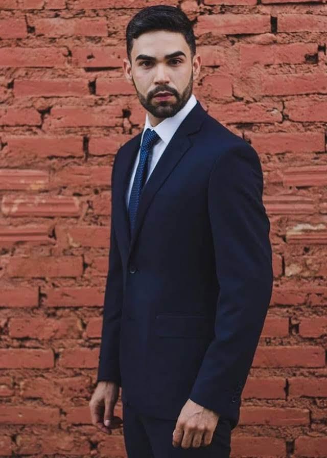 Mister Pará CNB 2018 • Junior Marchetta, 25 anos • Foto: Divulgação/LV Assessoria