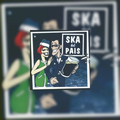 SKA DEL PAÍS - Vol. 1 - Compilado argentino de Ska (2005)