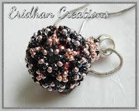 beaded sphere