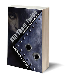 Cover for Kill Them Twice by eveleigh & turner