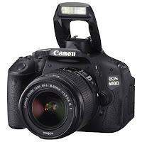 Kamera DSLR Canon EOS D600