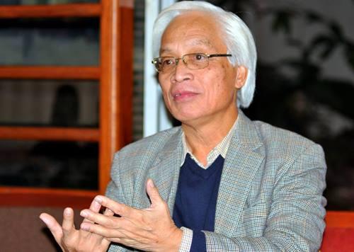 Ông Chu Hảo, Giám đốc - Tổng biên tập Nhà xuất bản Tri thức