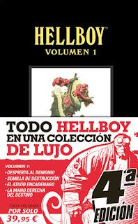 HELLBOY. Edición Integral Vol. 1