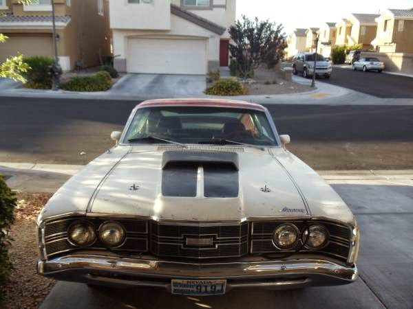 1969 Mercury Cyclone GT Rare Muscle Car   Buy American Muscle Car