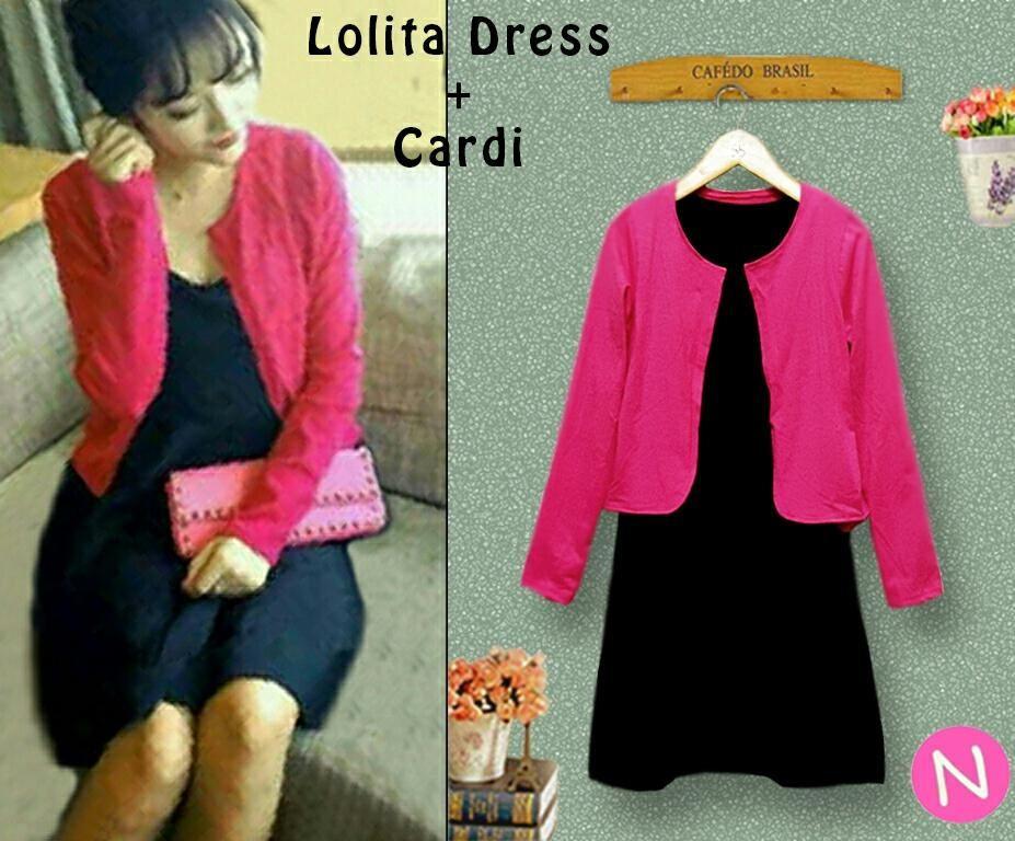 Jual Dress Lolita Dress - 12804