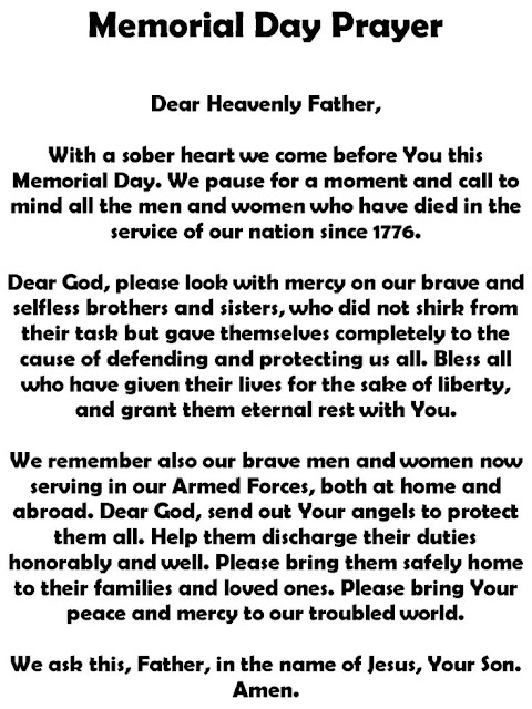 Thank you pictures of memorial day