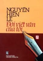 Đời Viết Văn Của Tôi - Nguyễn Hiến Lê