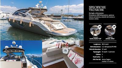 affitto yacht feste matrimonio