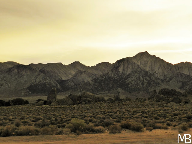 Alabama Hills california mount whitney