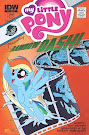 MLP Friendship is Magic #25 Comic Cover Phantom Variant Variant