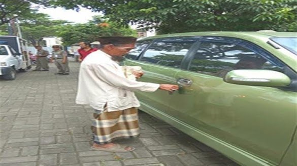 Pengemis Kaya di Bogor Viral, Begini Cara Membedakan Pengemis Asli Versus Pengemis Pekerja