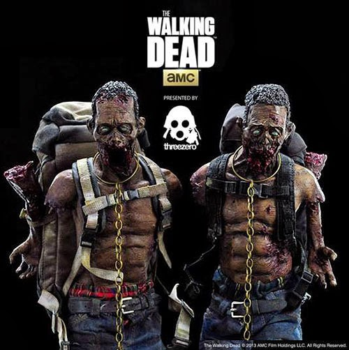 AMC's The Walking Dead Pet Zombies (2 Pack Exclusive ...
