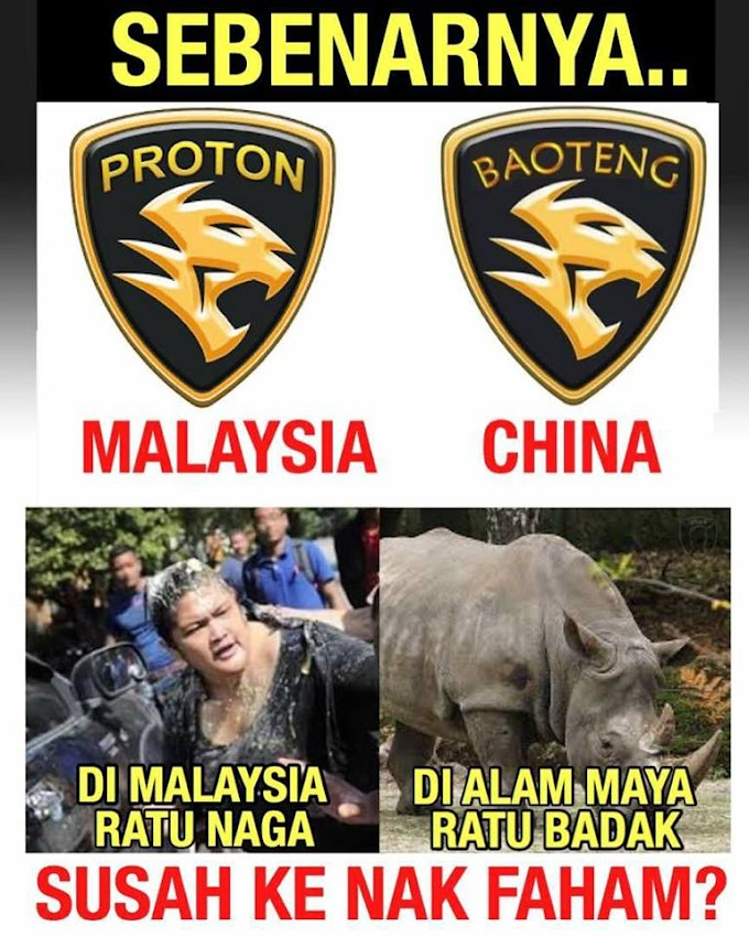 Proton Tukar Nama Di China, Ini Sebabnya...