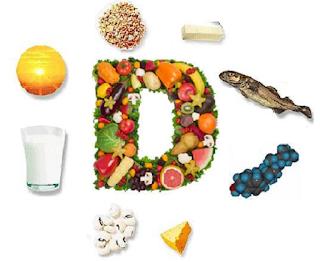 Fungsi Vitamin D - Daftar Vitamin