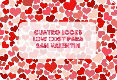Cuatro looks para San Valentín