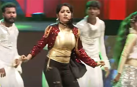 A special performance by Ramya