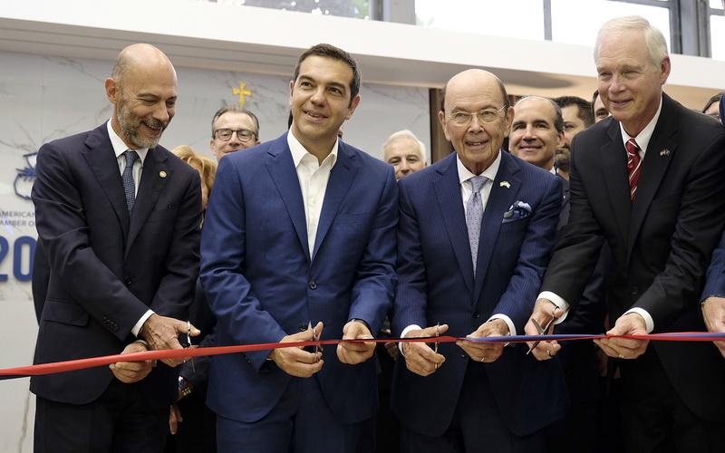 Άνοιξε τις πύλες της η 83η Διεθνής Έκθεση Θεσσαλονίκης
