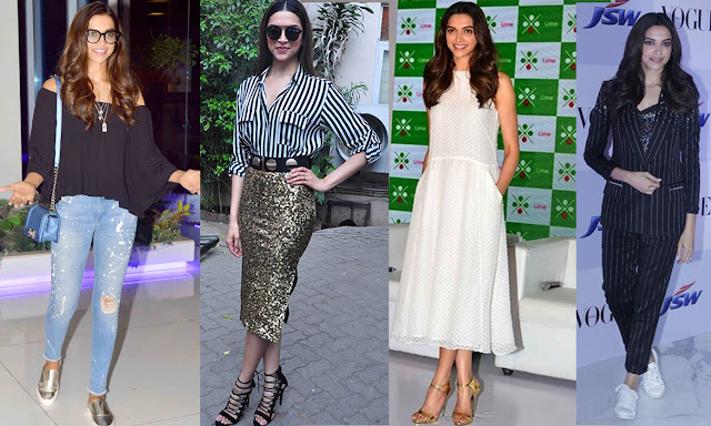 Fashion Lessons I Learnt from Deepika Padukone's Style!