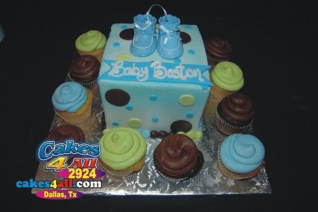 Baby Shower Cake Denton Tx