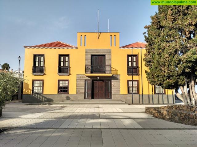 El Ayuntamiento de Tijarafe firma un convenio de colaboración con INDISPAL