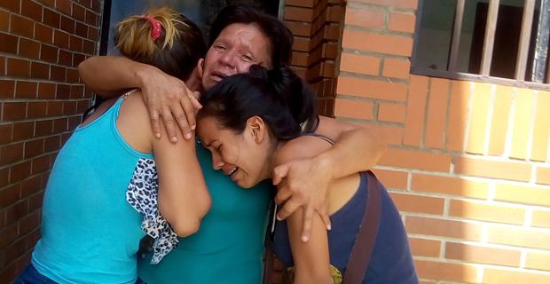 Tres presos estrangulados y agredidos en un calabozo de Lara