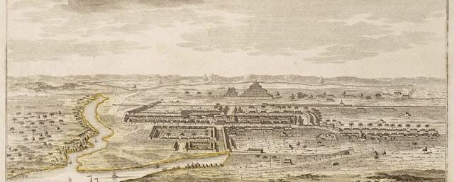 peta kerajaan aceh dahulu