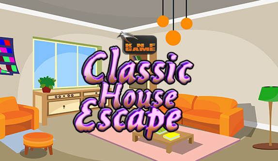 KNFGame Classic House Escape