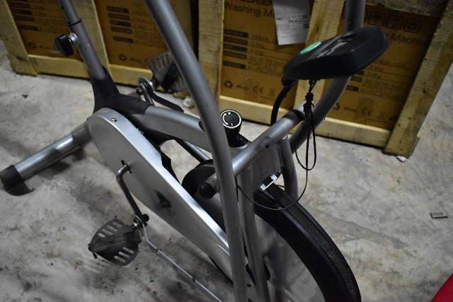 จักรยานออกกำลังกาย Air Bike