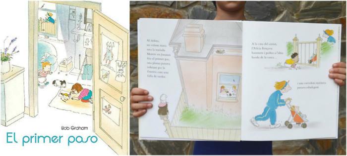 cuentos infantiles inpiracion filosofia educacion montessori el primer paso bob graham