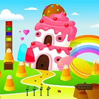 Avmgames Escape Fantasy Ice Cream Land