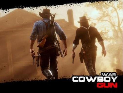 Cowboy gun war Apk Free on Android Game Download