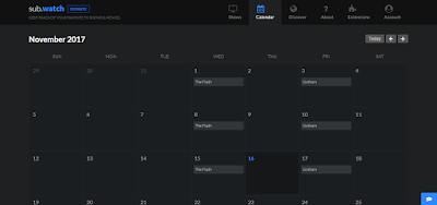 calendario sub watch