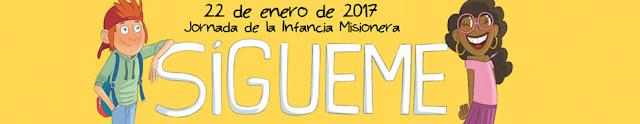 Infancia Misionera - Jornada Infancia Misionera y Sembradores de Estrellas España