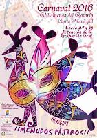 Carnaval de Villaluenga del Rosario 2016