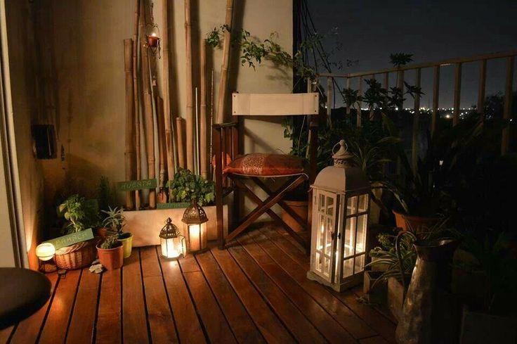 Terrazas con encanto for Mesas para terrazas pequenas